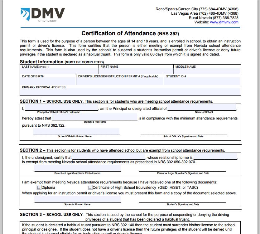 dmv301